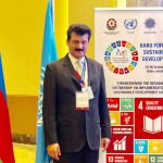 Dr Shahzad Waseem participated in Group Discussions on Role of Parliamentarians & Regional Partnership Strengthening on implementation of Sustainable Development Goals