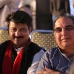 Dr Shahzad Waseem at Prade Ground Youm e Tashakur Jalsa
