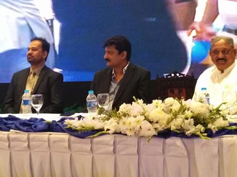 Dr Shahzad Waseem at an Event
