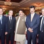 Dr Shahzad Waseem attendad Saudi National Day Reception