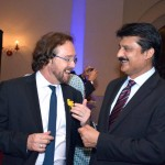 Dr Shahzad Waseem attended Europe Day reception in Islamabad