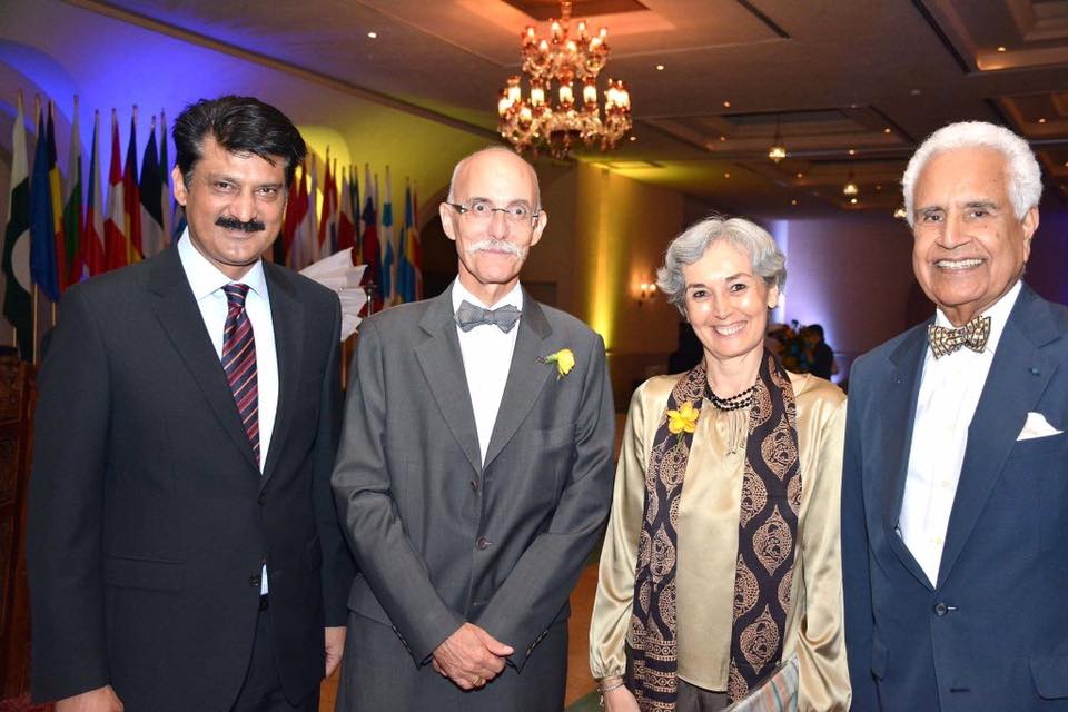 Dr Shahzad Waseem attended Europe Day reception in Islamabad - 03