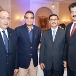 Dr Shahzad Waseem attended Argentinian reception to celebrate 200 years of Independence