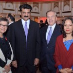 Dr Shahzad Waseem attended Poland reception hosted by Ambassador Piotr Opalinski