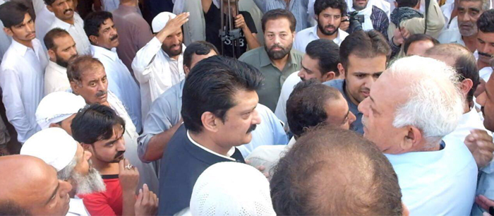 Dr Shahzad Waseem attended funeral prayer of Siddiq khan MPA brother of senior #PTI leader Sarwar khan - FeatureImage