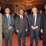 Dr Shahzad Waseem attended reception hosted by Amb Sherali Jononov at occasion of 26th anniversary of Tajikistan