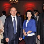 Dr Shahzad Waseem attended reception hosted by Ambassador of Japan H.E Takashi Kurai on occasion of Japan Self Defense forces day