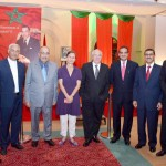 Dr Shahzad Waseem attended reception hosted by Morocco Ambassador Mustapha Salahdine
