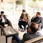 Dr Shahzad Waseem had good discussion with Chairman PTI Imran Khan