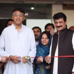 Attended public meeting and opening of public office of Malik Sajid Chairman UC 37, G-10 along with Asad Umar.