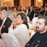 Dr Shahzad Waseem with Imran Khan at dinner hosted by SKMCH&RC
