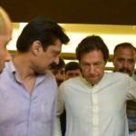 Good Interaction with chairman Pakistan Tehreek-e-Insaf Imran Khan at Iftar.