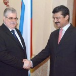 Good interaction at Russian reception hosted by Ambassador H.E Alexey Dedov in Islamabad