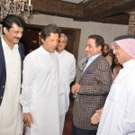 Dr Shahzad Waseem hosted Iftar dinner for Chairman PTI Imran Khan, Attended by Ambassadors and dignitaries