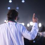 Imran Khan Chairman PTI Addressing the Jalsa