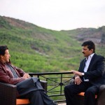 Met Chairman PTI Imran Khan at his residence.