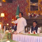 PTI Central Secretary for Foreign Affairs Dr Shahzad Waseem hosted Iftar dinner for chairman Imran Khan, attended by Ambassadors, dignitaries & PTI leadership including Jahangir Tareen, Aleem Khan, Naeem ul haq