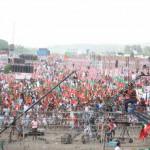 Parade Ground Islamabad is all set for a historic celebration.  #YoumeTashakur