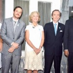 Reception hosted by Argentina Ambassador H.E Ivan Ianissevich at his residence to celebrate national day